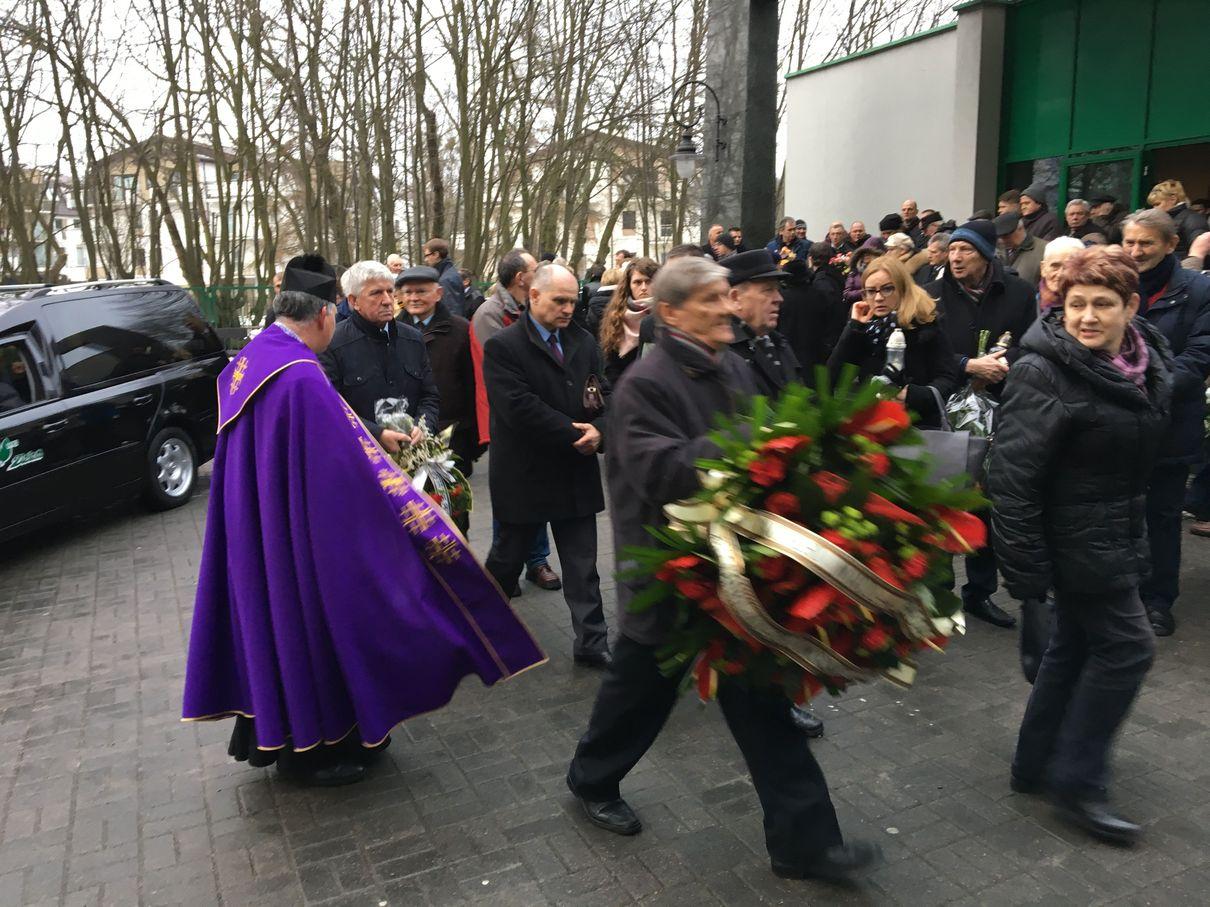 Begger pogrzeb JW Pogrzeb Miroslawa Beggera jw IMG_2008
