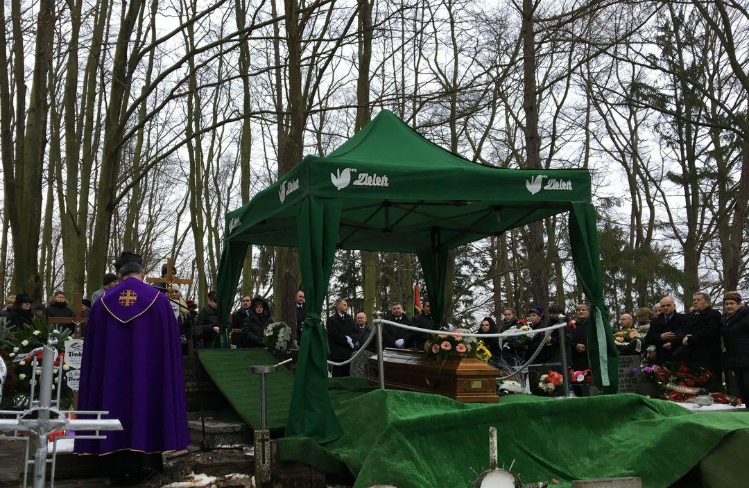 Begger pogrzeb JW Pogrzeb Miroslawa Beggera jw IMG_2029