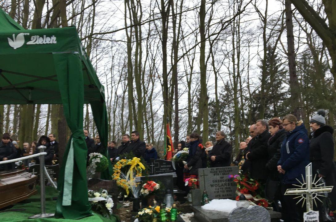 Begger pogrzeb JW Pogrzeb Miroslawa Beggera jw IMG_2049