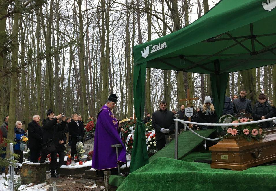 Begger pogrzeb JW Pogrzeb Miroslawa Beggera jw IMG_2051