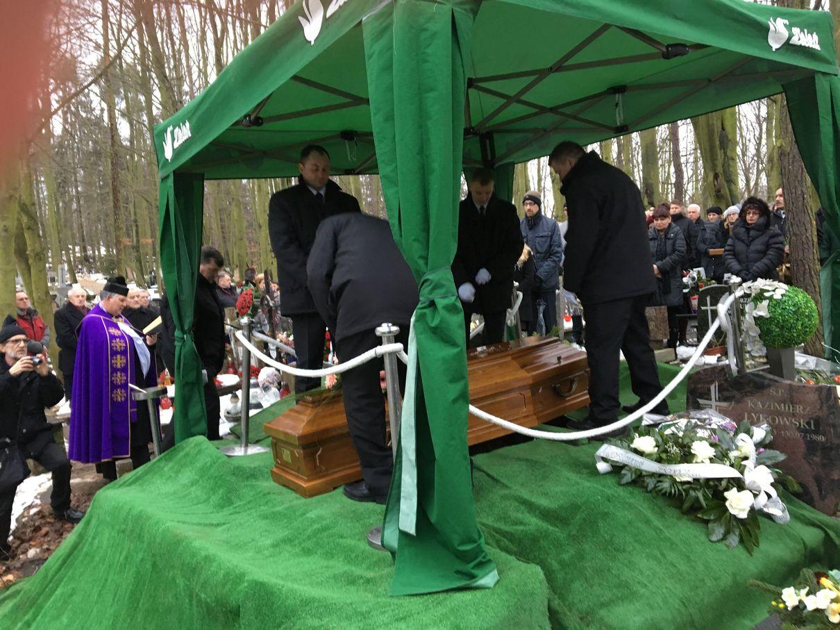 Begger pogrzeb JW Pogrzeb Miroslawa Beggera jw IMG_2052