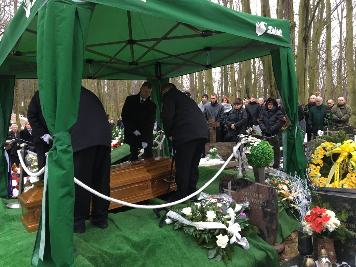 Begger pogrzeb JW Pogrzeb Miroslawa Beggera jw IMG_2055