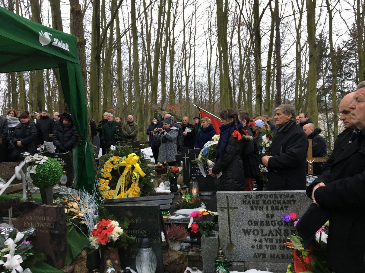 Begger pogrzeb JW Pogrzeb Miroslawa Beggera jw IMG_2057