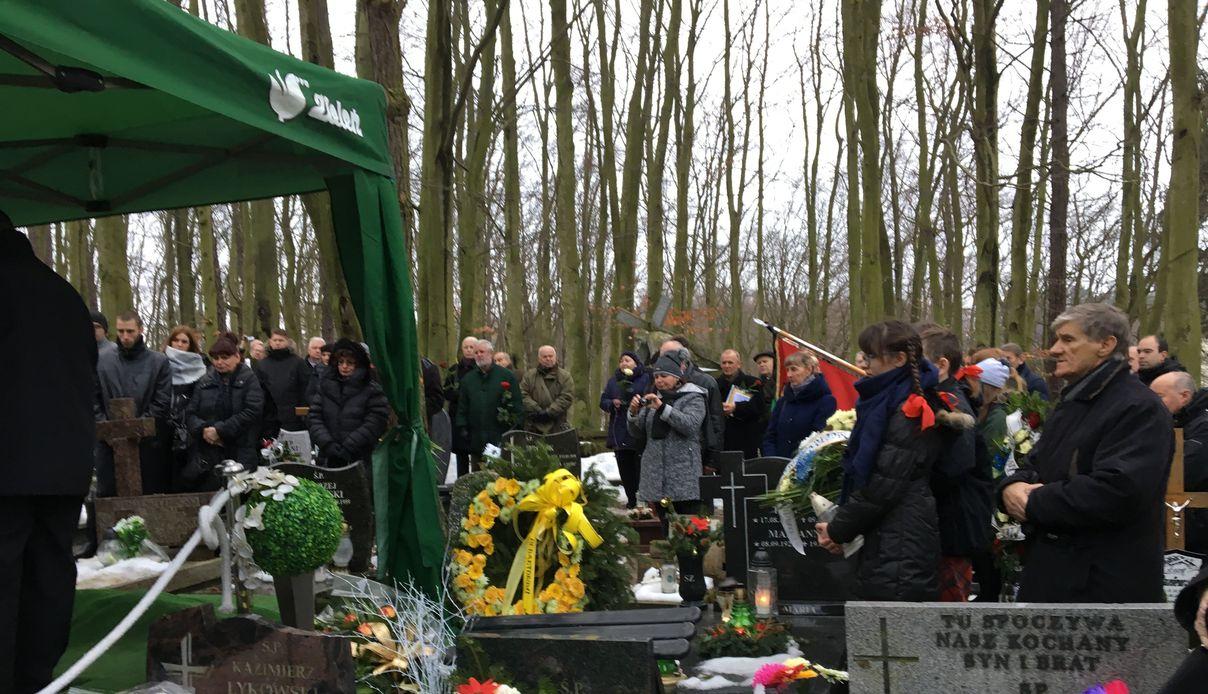 Begger pogrzeb JW Pogrzeb Miroslawa Beggera jw IMG_2058