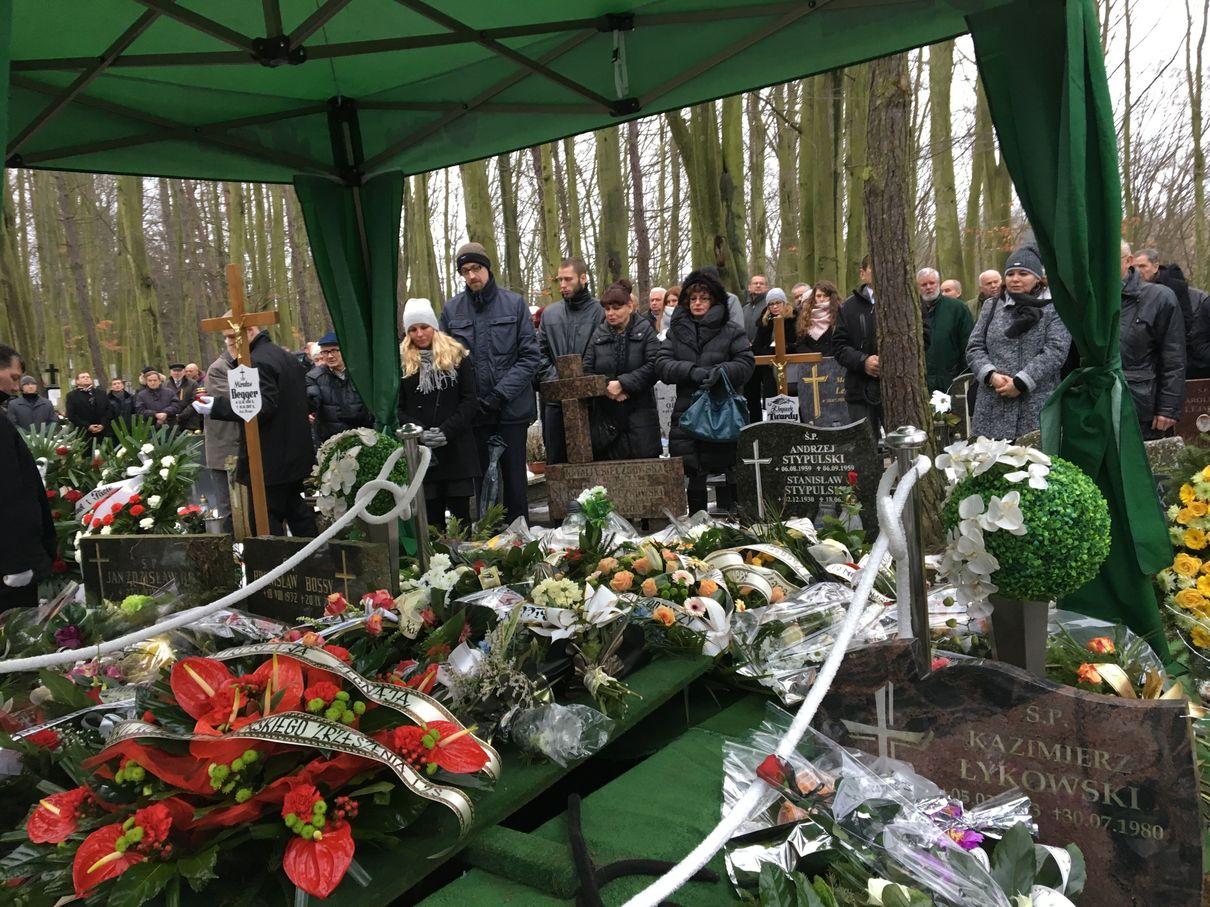 Begger pogrzeb JW Pogrzeb Miroslawa Beggera jw IMG_2081