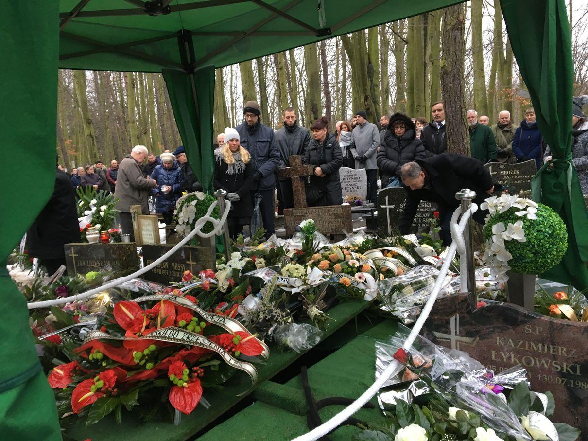 Begger pogrzeb JW Pogrzeb Miroslawa Beggera jw IMG_2086