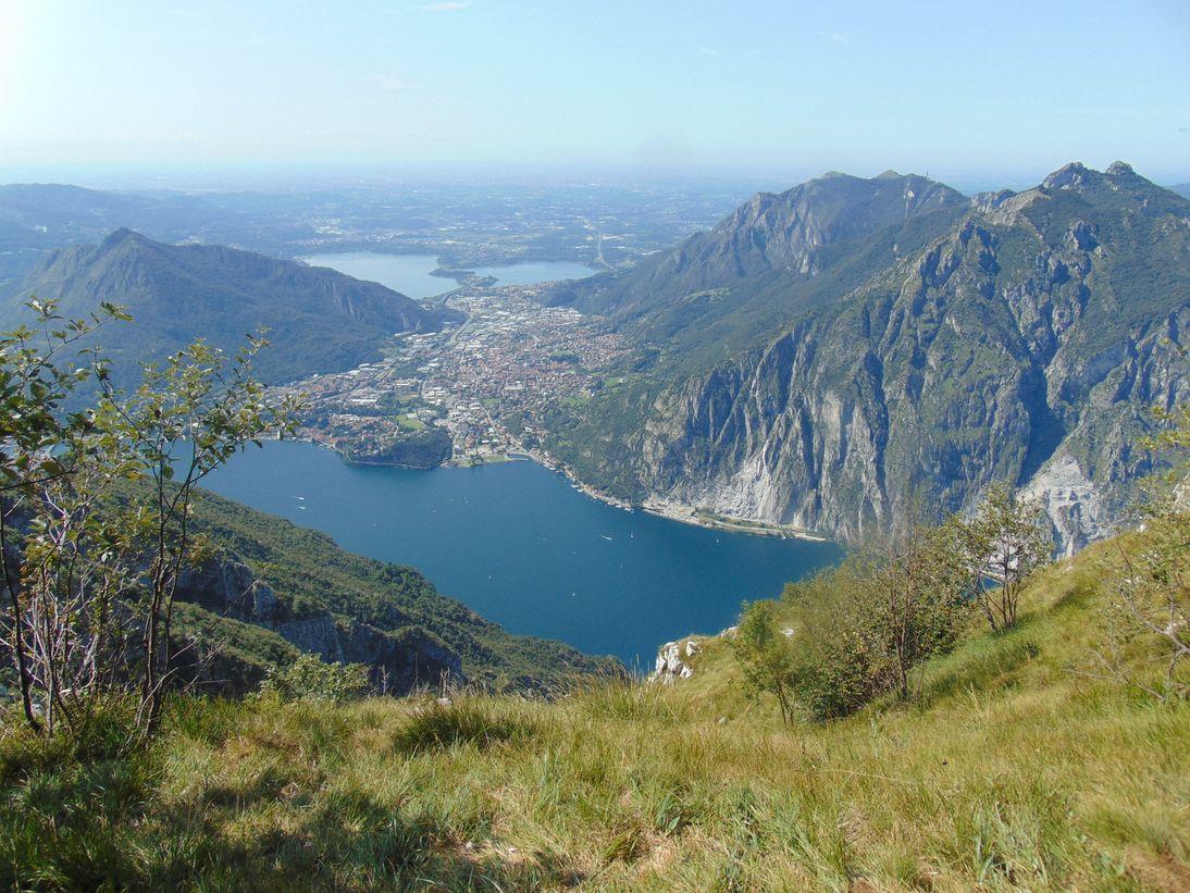 DD Jezioro Como i maisto Valmadrera