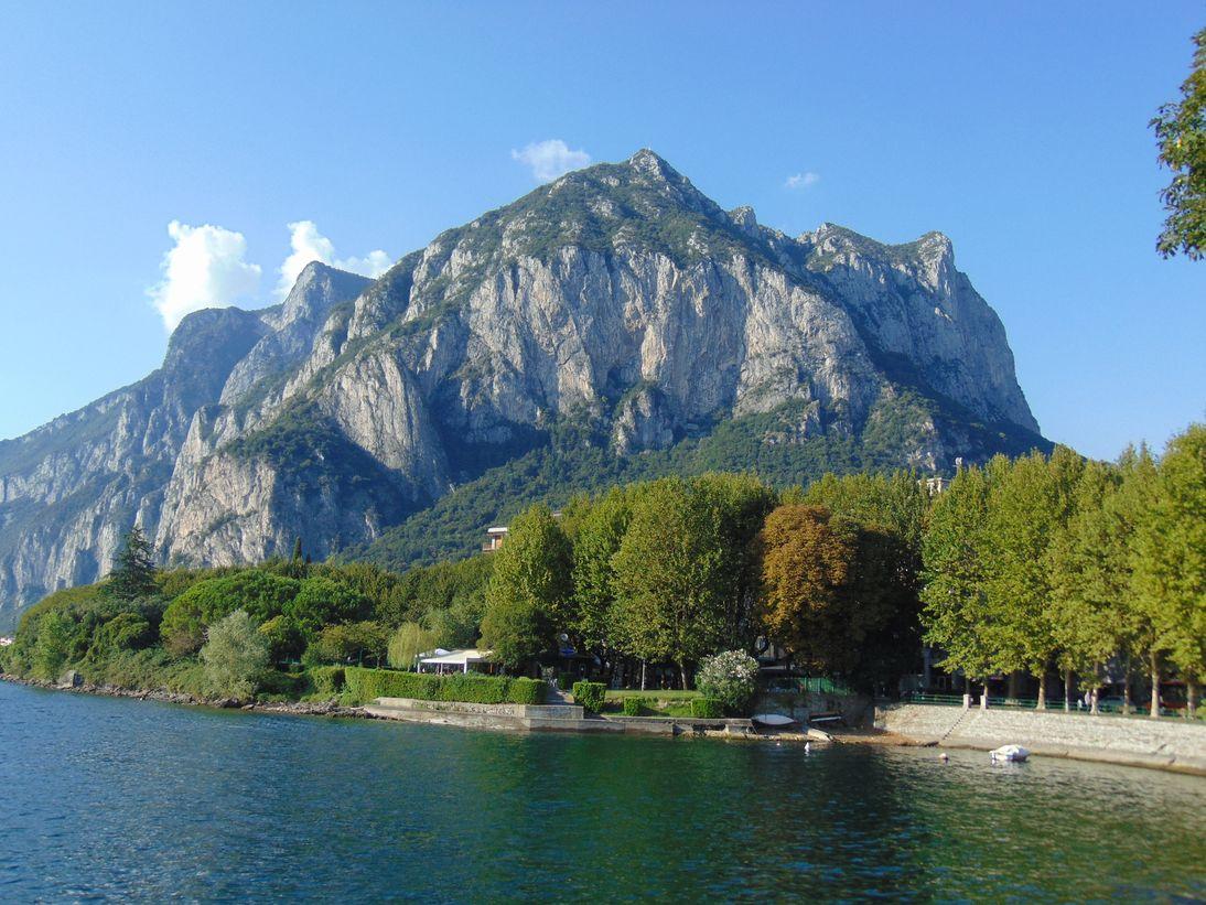 DD Masyw Grigna nad jeziorem Como