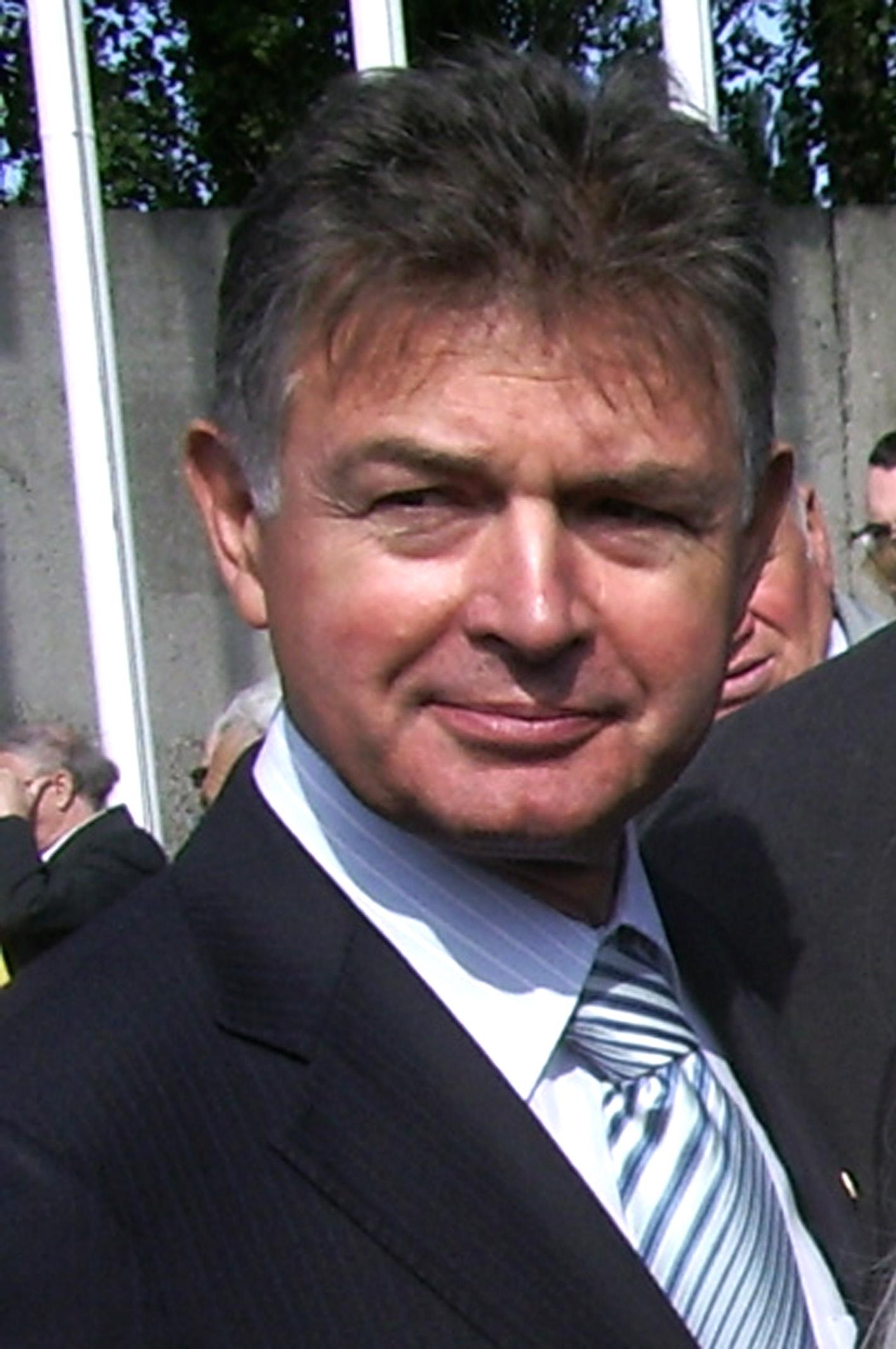 Krzaklewski twarz JW