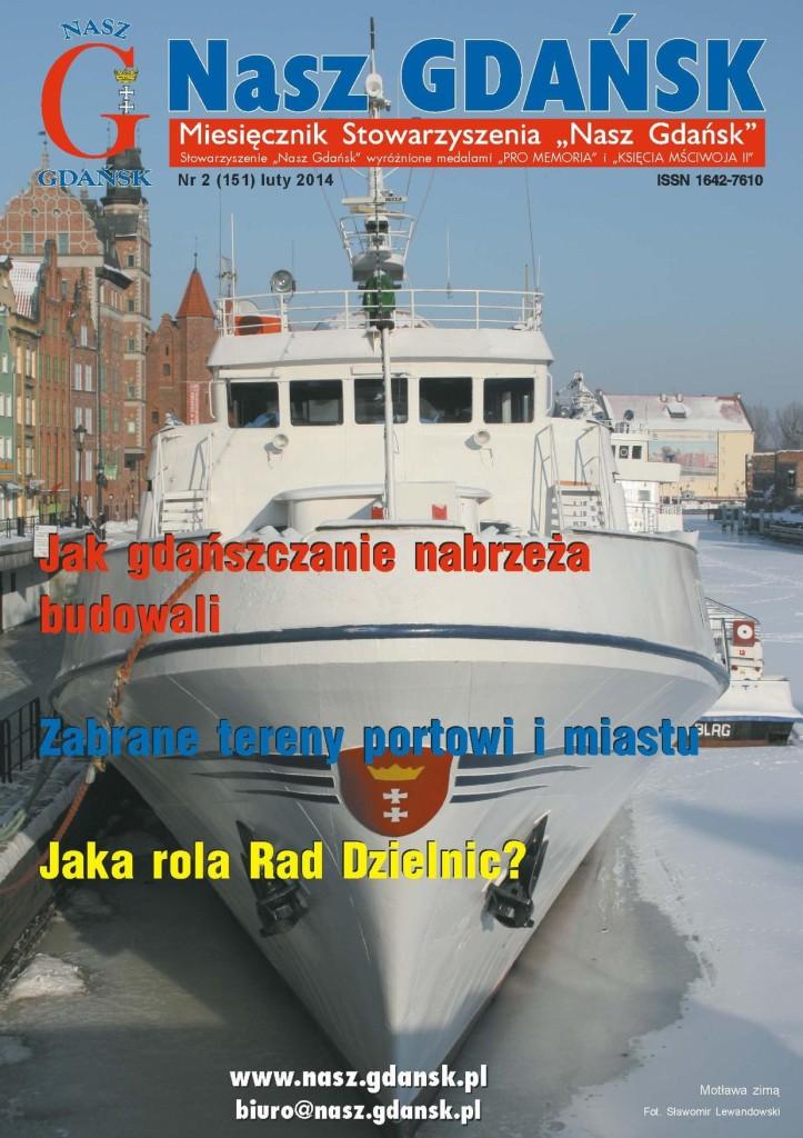 Miesięcznik Nasz Gdańsk nr 2 (2014)