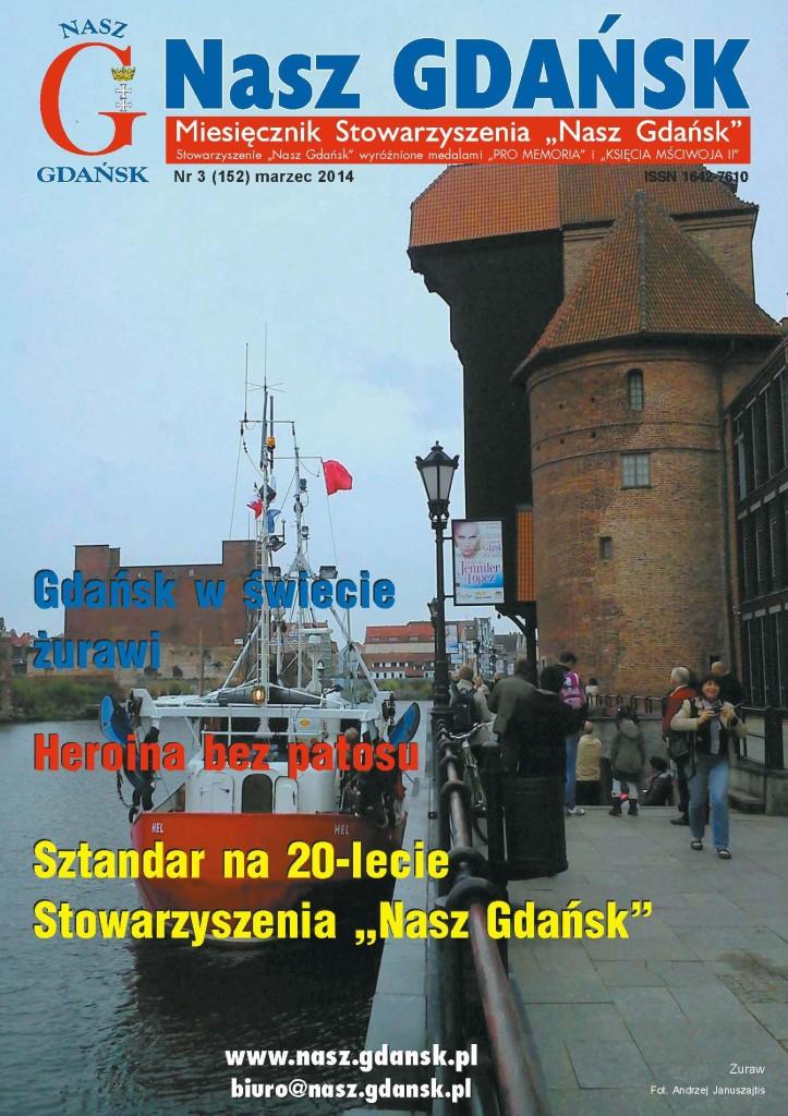 Miesięcznik Nasz Gdańsk nr 3 (2014)