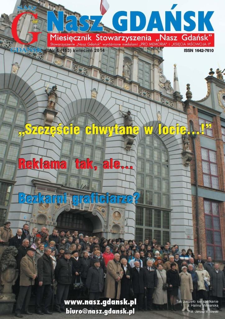 Miesięcznik Nasz Gdańsk nr 4 (2014)