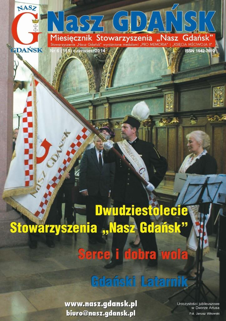 Miesięcznik Nasz Gdańsk nr 6 (2014)