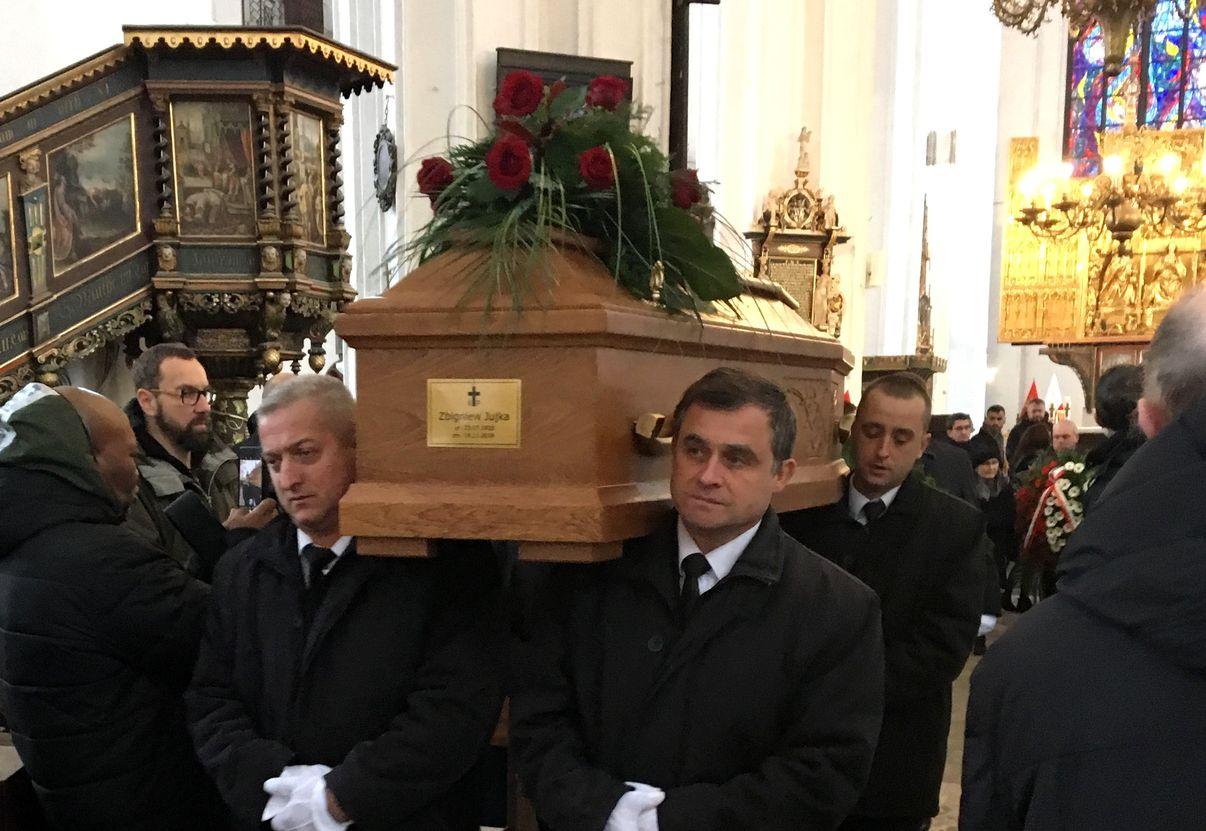 Pogrzeb Zbigniewa Jujki Fot_ Janusz Wikowski_IMG_5282