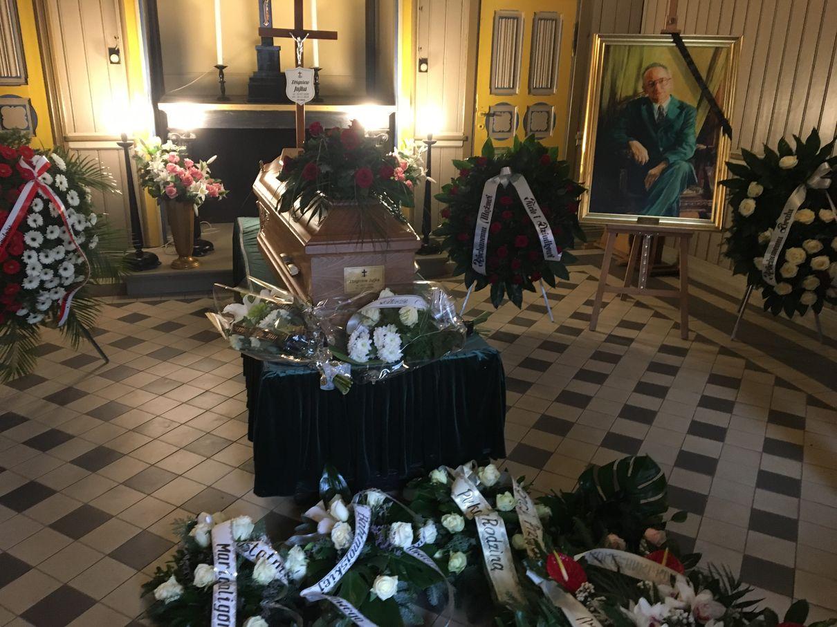 Pogrzeb Zbigniewa Jujki Fot_ Janusz Wikowski_IMG_5307