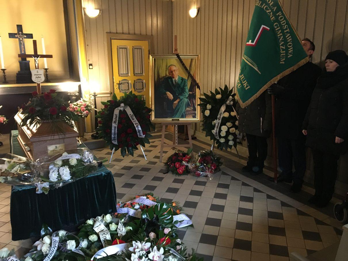 Pogrzeb Zbigniewa Jujki Fot_ Janusz Wikowski_IMG_5315