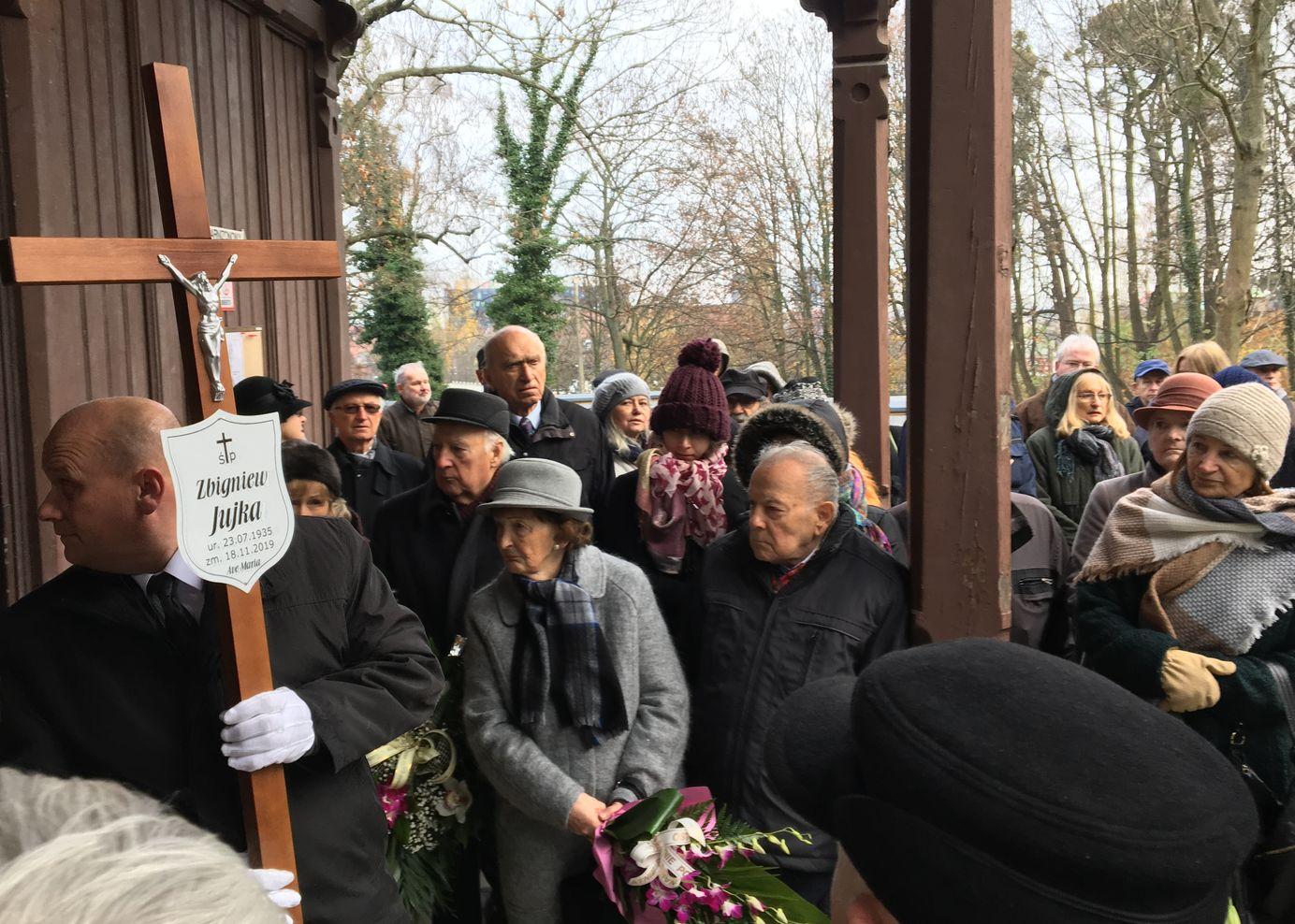 Pogrzeb Zbigniewa Jujki Fot_ Janusz Wikowski_IMG_5321