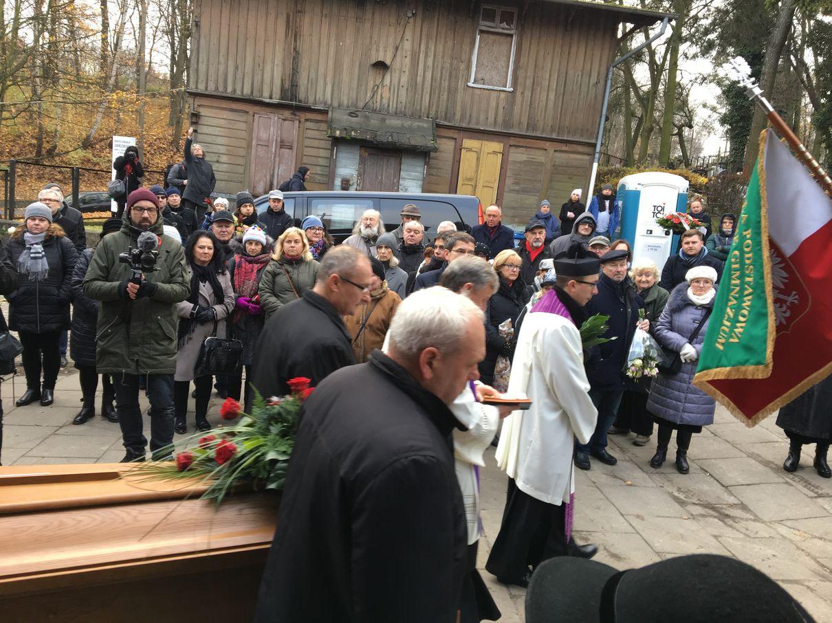 Pogrzeb Zbigniewa Jujki Fot_ Janusz Wikowski_IMG_5332