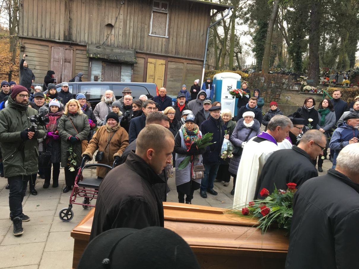 Pogrzeb Zbigniewa Jujki Fot_ Janusz Wikowski_IMG_5334