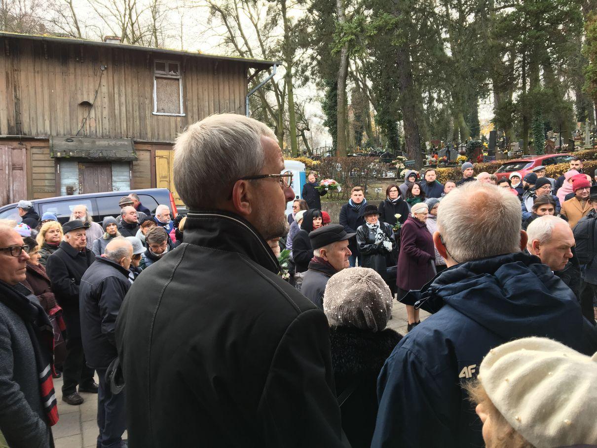 Pogrzeb Zbigniewa Jujki Fot_ Janusz Wikowski_IMG_5337