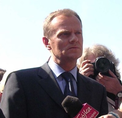 Donald Tusk. Fot. Agencja CZAS