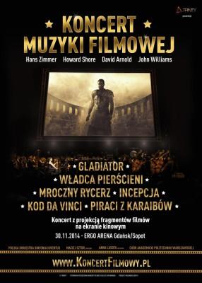 KMF Gdansk 2014 plakat
