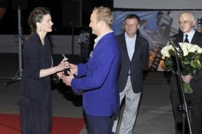Kino Letnie A.Grochowska, B.Szyc, J.Karnowski, B.Duthoit