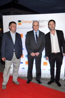 Kino Letnie J.Karnowski, Bruno Duthoit, P.Adamski
