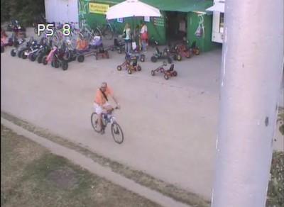 Gdynia - kradzież roweru