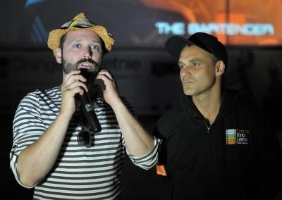 Orange Kino Jan Macierewicz i Jan Wieczorkowski