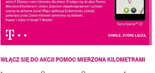 Włącz się do akcji T-Mobile PMK sm