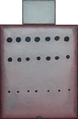 Wystawa Stanisław Fijałkowski, Kobieta, -1964, olej-płótno, 76 x 49,5 cm.-jpg