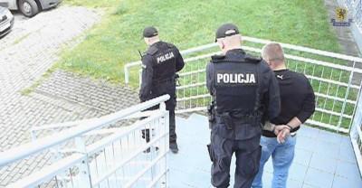 Gdynia - bójka