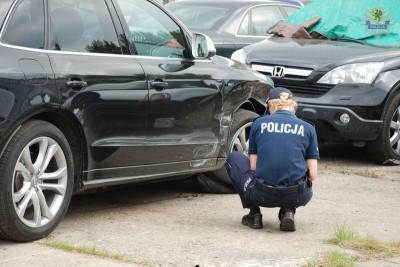 kwp gdańsk - odzyskane auta o wartości 700 tys zł -(3)