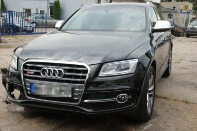 kwp gdańsk - odzyskane auta o wartości 700 tys zł -(5)