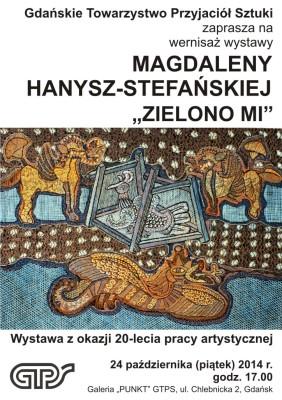 Hanysz_plakat