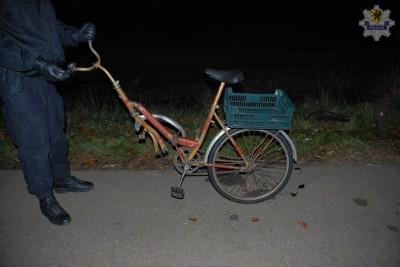 malbork-potrącenie rowerzysty1