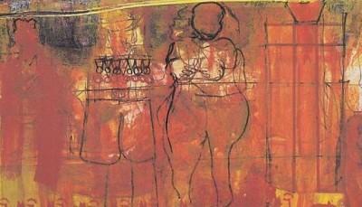 Wystawa Lasecki kadr 05.12.2014_prof.Lasecki_zaproszenie
