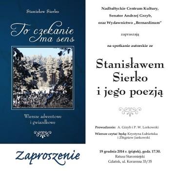 Sierko St Zaproszenie