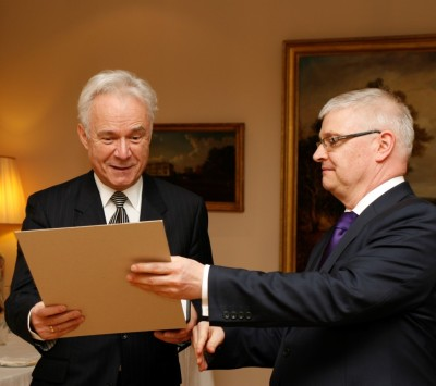 Odznaczenie Orderem przez Ambasadora Robina Barnetta_M G_0074_fot. Mirosław Stępniak