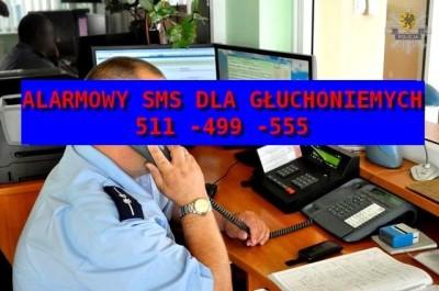 pol alarmowy SMS stg.pg