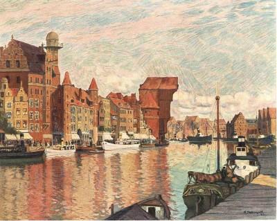 Stary port - klejnot światowego dziedzictwa sm