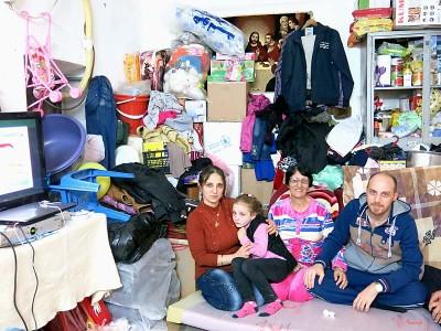 Maria Giedz_Berseve-rodzina-Ghazwana-z-Mosulu