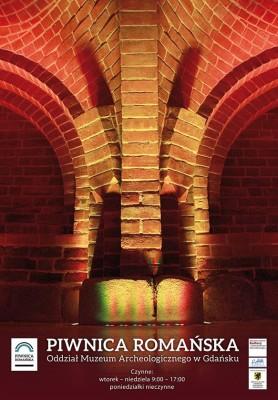 piwnica romanska gdansk