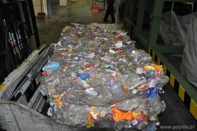 gdynia butelki plastikowe