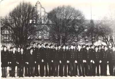 Technikum Elektryczne Janusz Wikowski pierwsi absolwenci 1965 r6