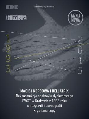 MACIEJ KORBOWA I BELLATRIX - plakat