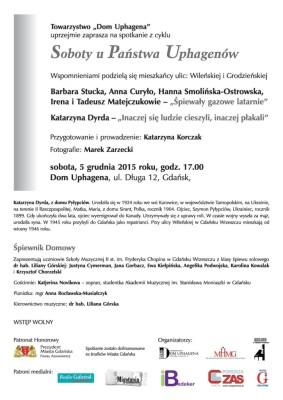 wilenska Plakat - sm