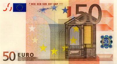euro 50x