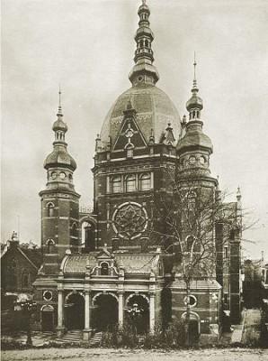 DNI Kultury zydowskiej Wielka Synagoga w Gdańsku